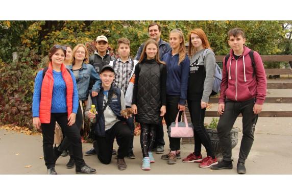 Autumn Nature of Kharkiv Parks